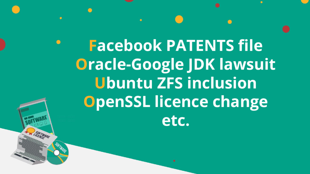 Facebook PATENTS file Oracle-Google JDK lawsuit...