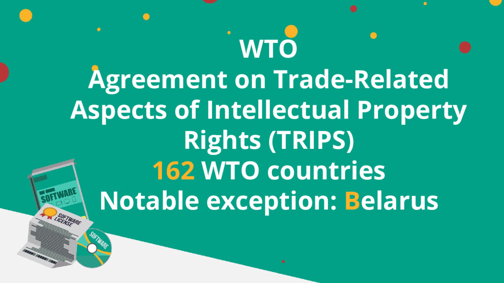 WTO Agreement on Trade-Related Aspects of Intel...
