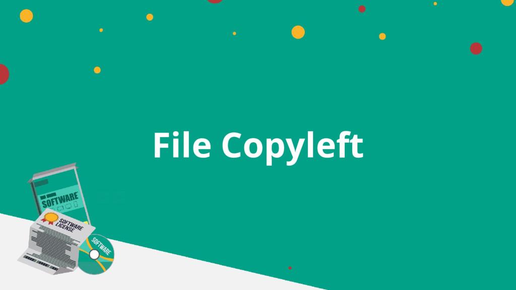 File Copyleft