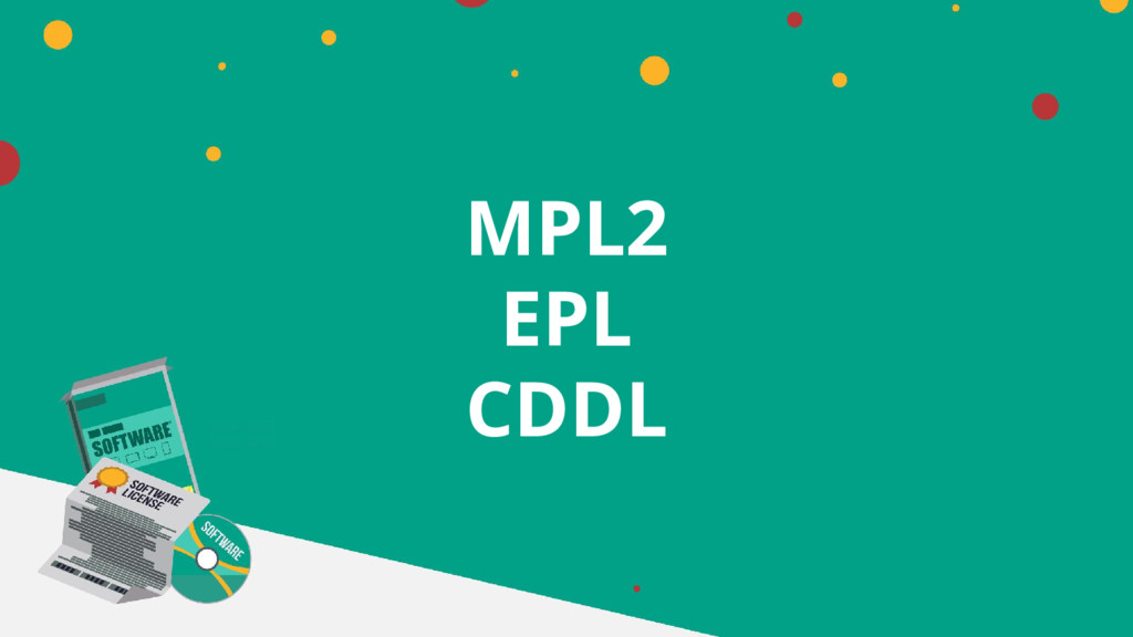 MPL2 EPL CDDL