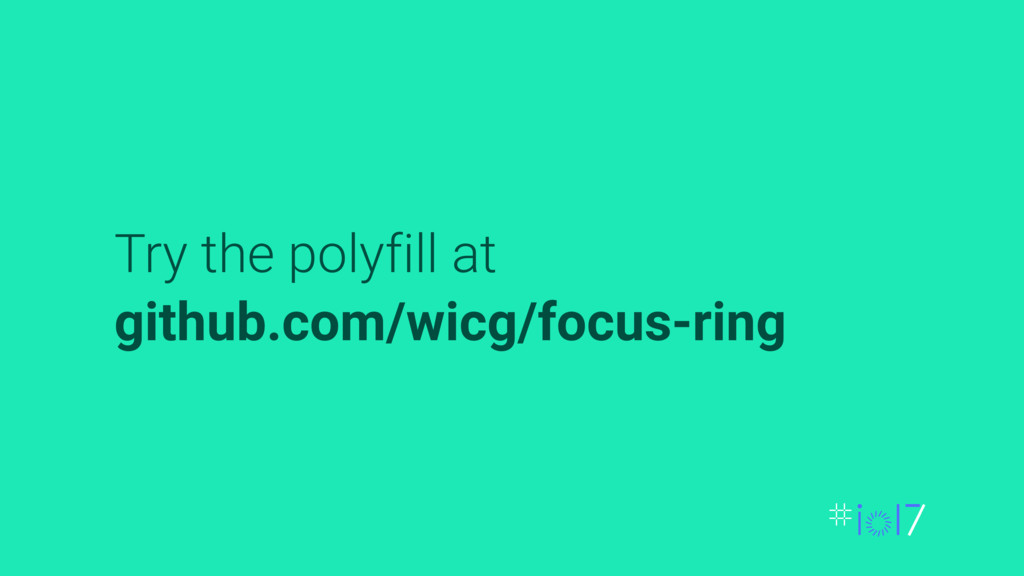 Try the polyfill at github.com/wicg/focus-ring