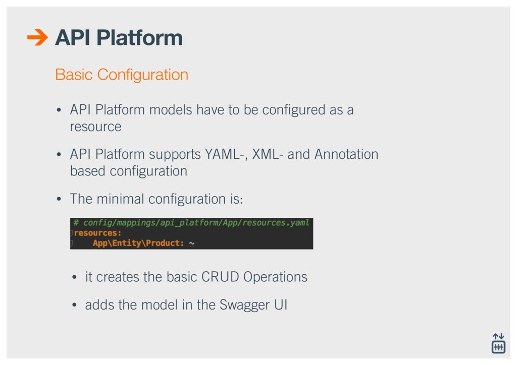 API Platform • API Platform models have to be c...