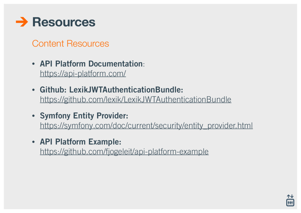 Resources • API Platform Documentation: 