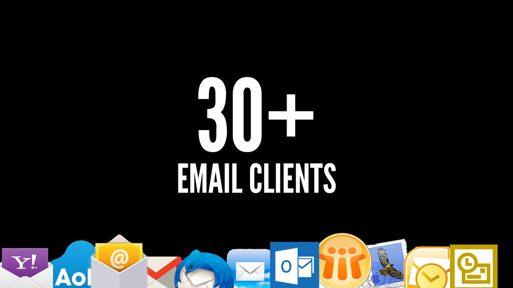 30+ EMAIL CLIENTS @leemunroe