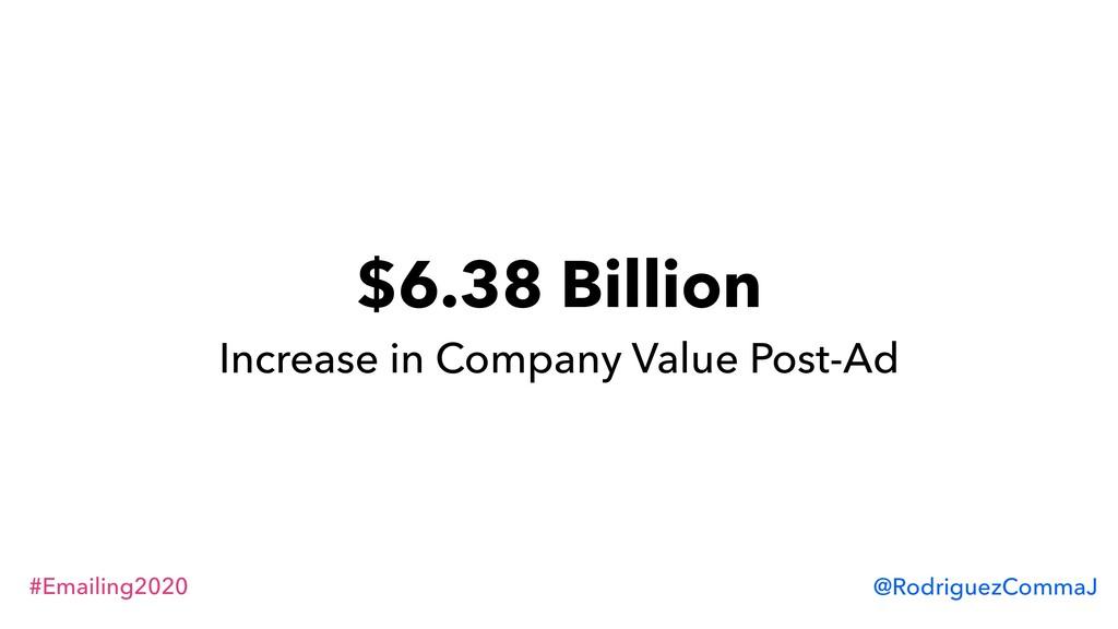 #Emailing2020 @RodriguezCommaJ $6.38 Billion In...