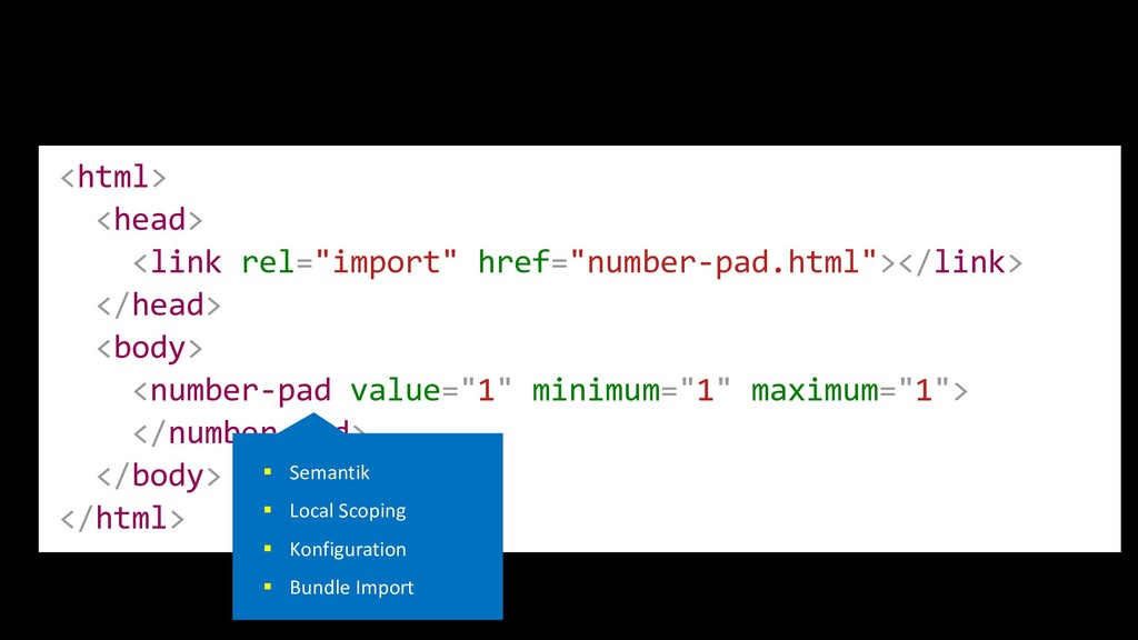 """<html> <head> <link rel=""""import"""" href=""""number-p..."""