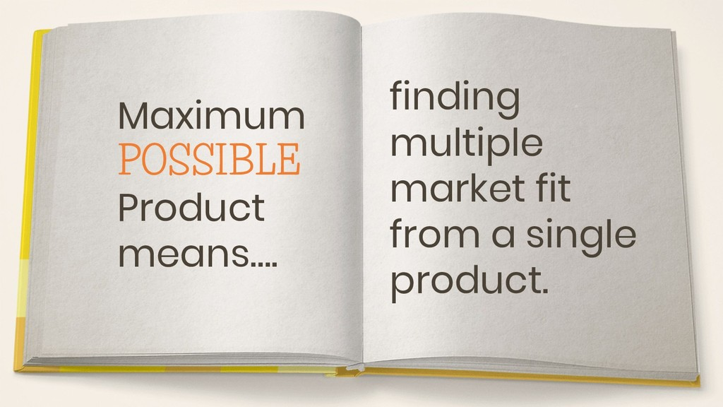 Maximum POSSIBLE Product means…. finding multip...