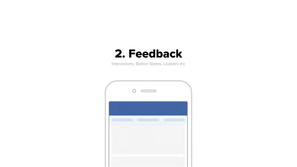 2. Feedback Interactions, Button States, Loade...