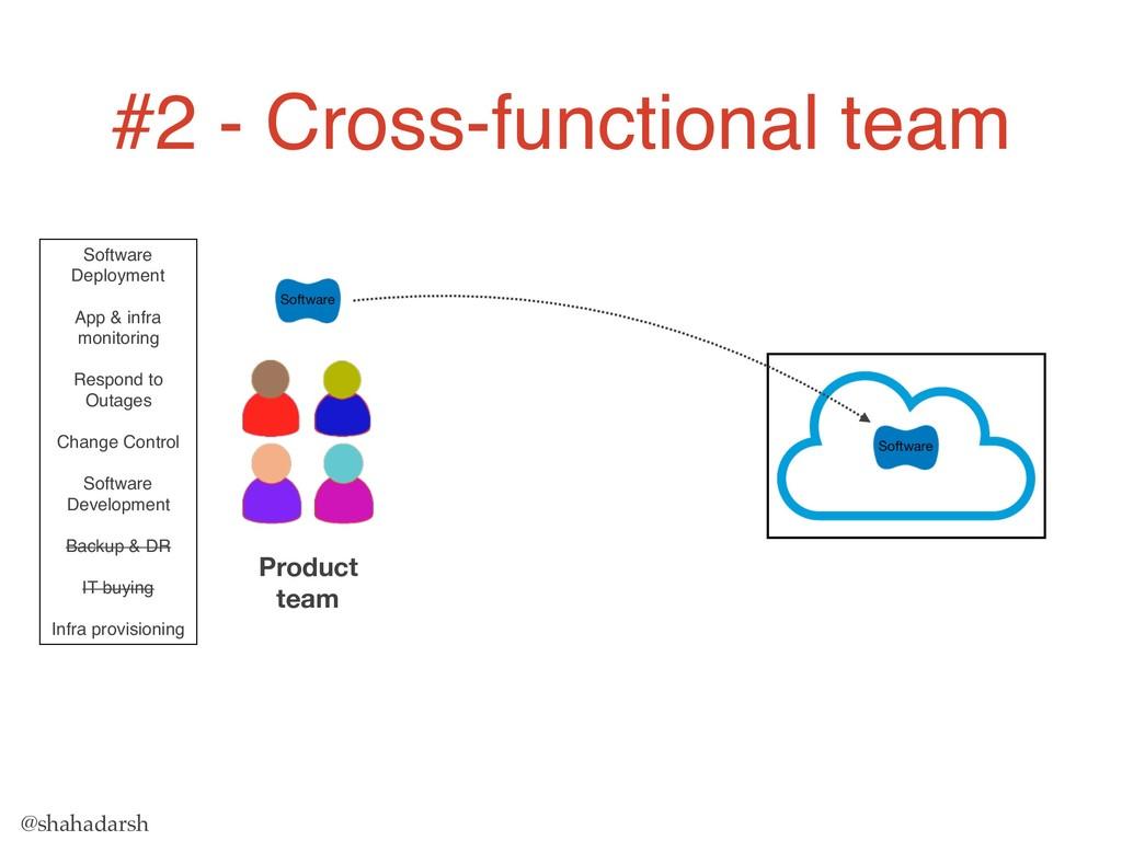 @shahadarsh Product team #2 - Cross-functional ...