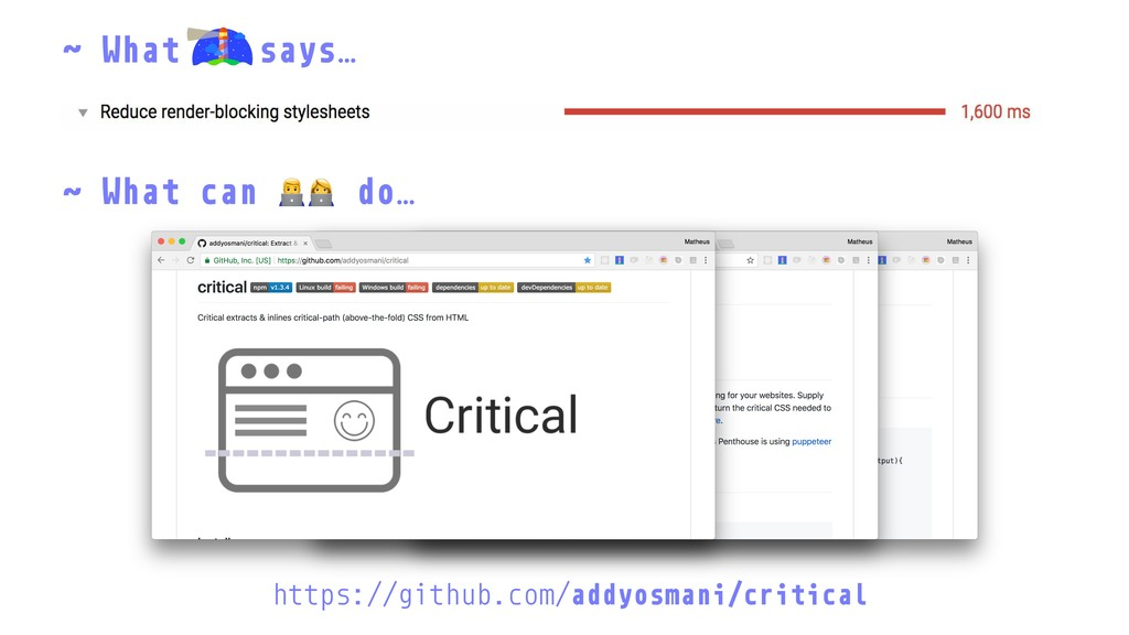 ˜ What says… ˜ What can $% do… https://github.c...