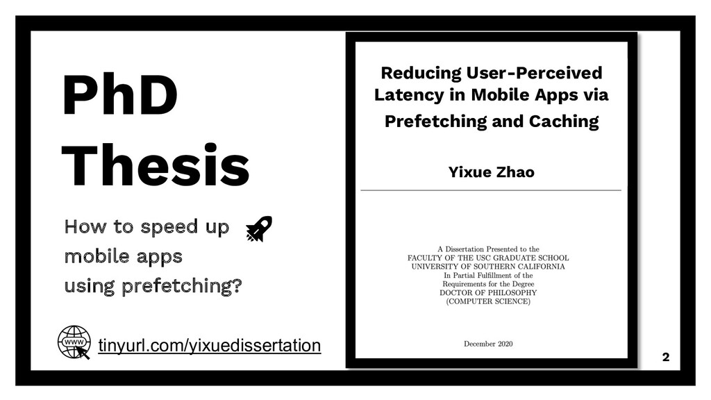 PhD Thesis How to speed up mobile apps using pr...