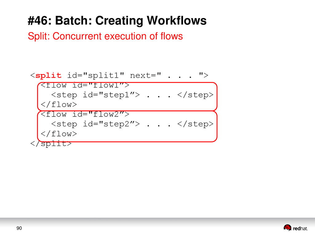 "90 #46: Batch: Creating Workflows <split id=""sp..."