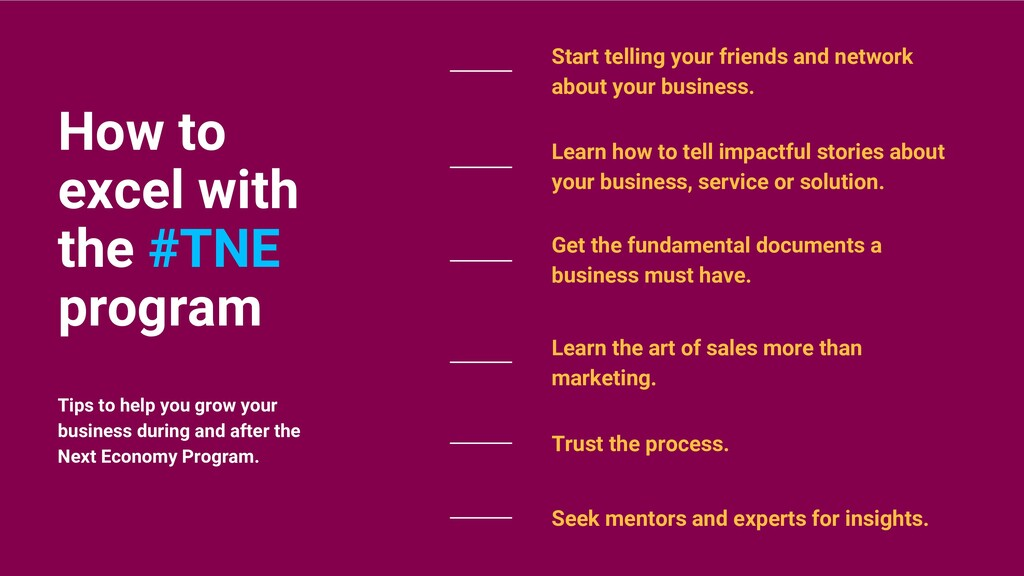 Tips to help you grow your business during and ...