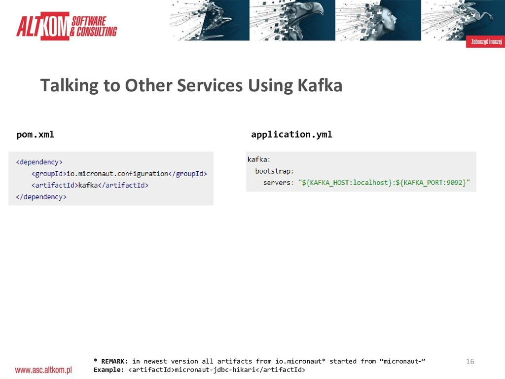 16 Talking to Other Services Using Kafka pom.xm...
