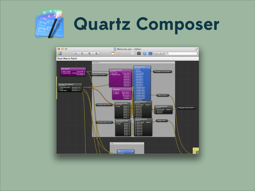 Quartz Composer