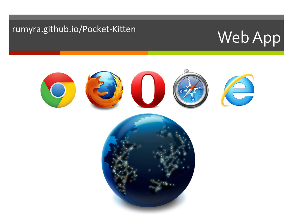 Web App  rumyra.github.io/Pocket-‐KiKen...