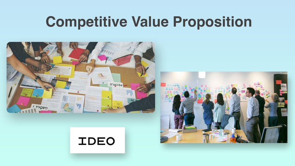 Competitive Value Proposition