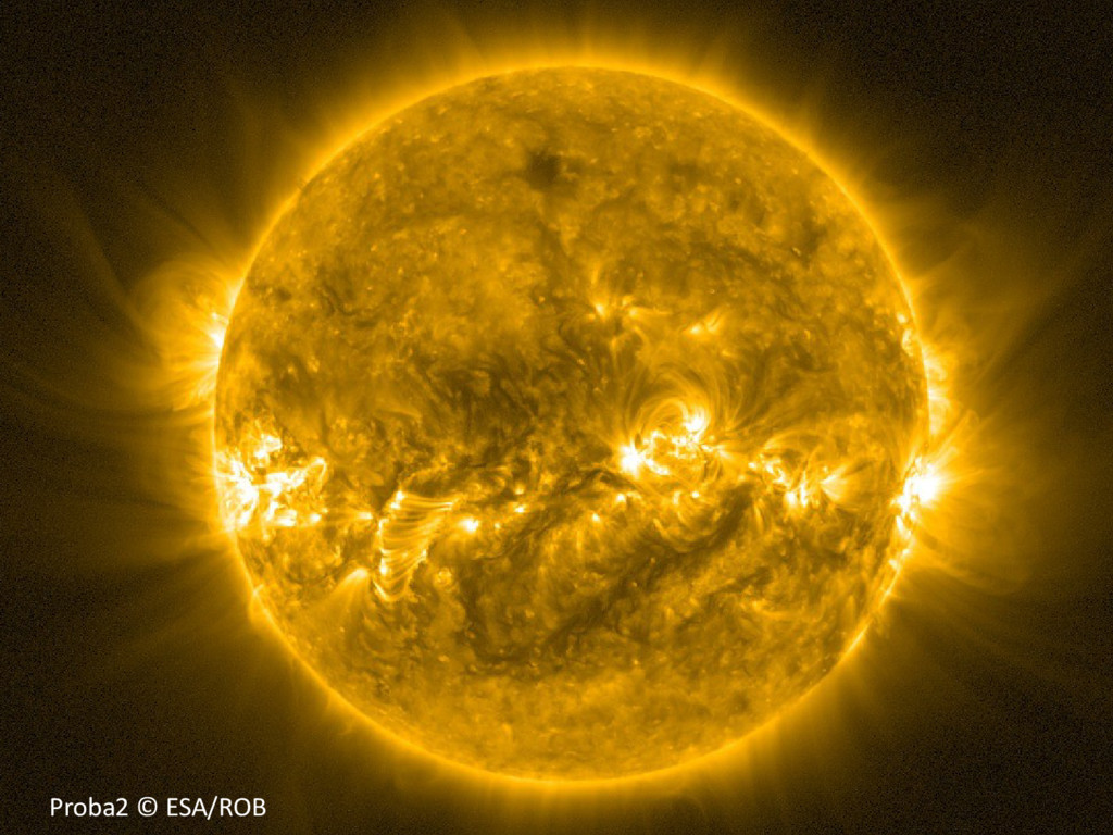 Proba2 © ESA/ROB