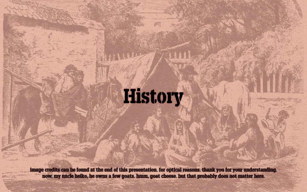 History image credits can be found at the end o...