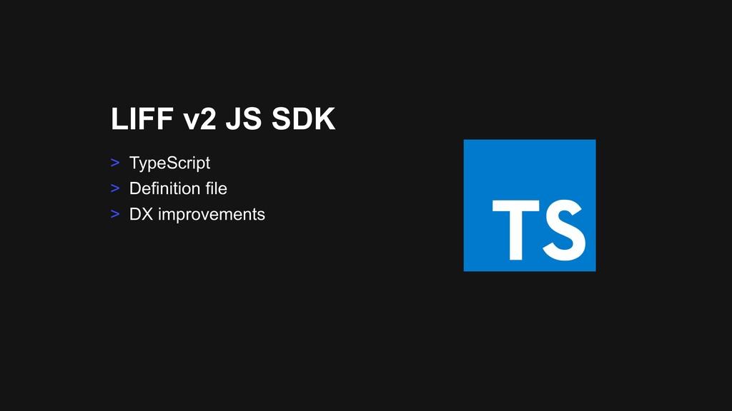 LIFF v2 JS SDK > TypeScript > Definition file >...