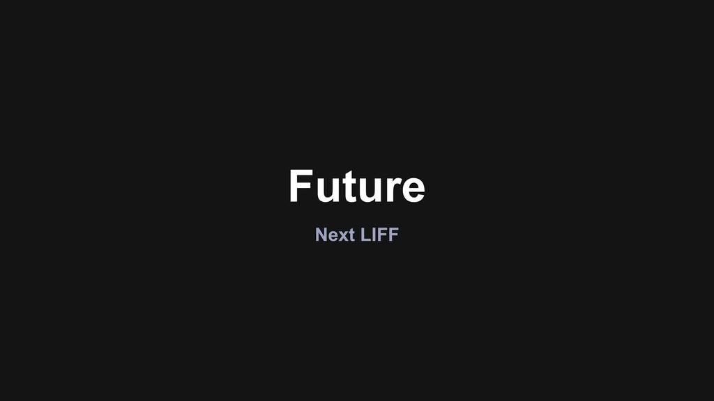 Future Next LIFF