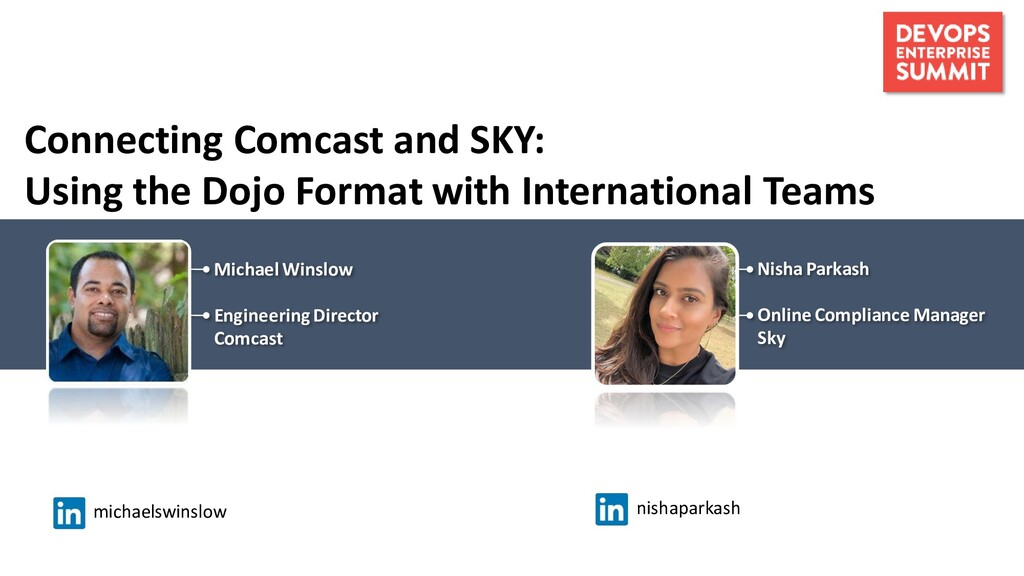 Michael Winslow Engineering Director Comcast Ni...