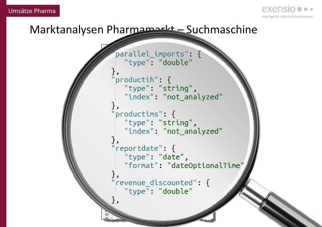 19 Marktanalysen Pharmamarkt – Suchmaschine Ums...