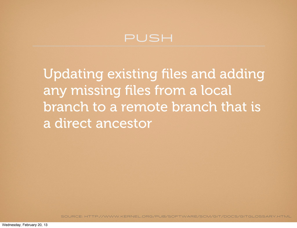 PUSH Updating existing files and adding any miss...