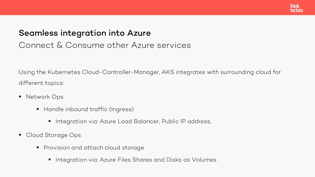 Connect & Consume other Azure services Using th...
