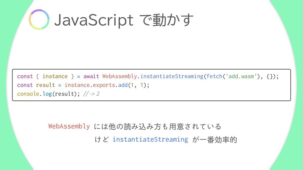 +BWB4DSJQUͰಈ͔͢ const { instance } = await WebA...