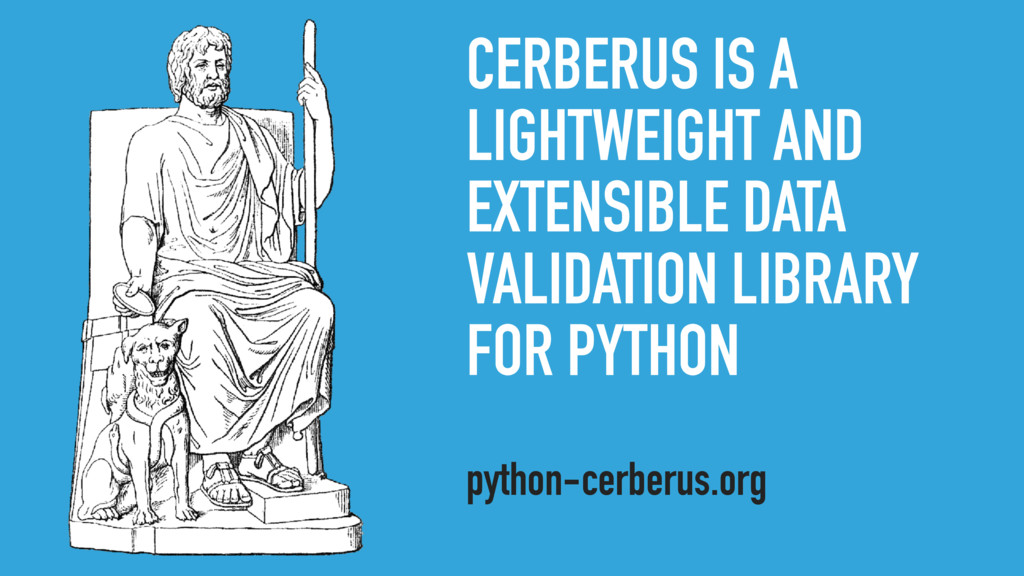 CERBERUS IS A LIGHTWEIGHT AND EXTENSIBLE DATA V...