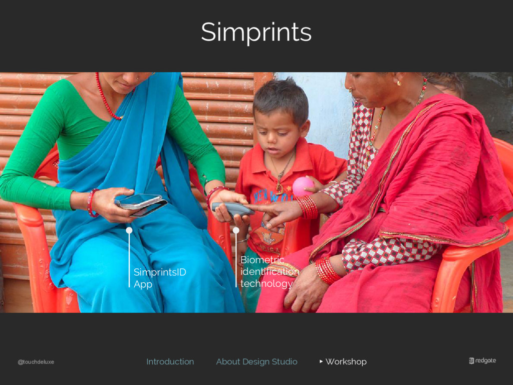 @touchdeluxe Simprints Introduction About Desig...