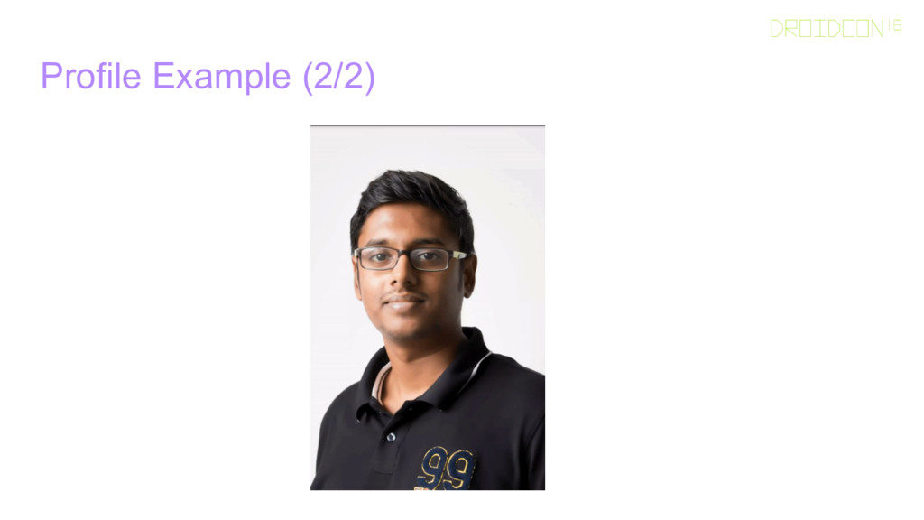 Profile Example (2/2)