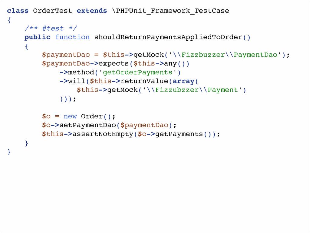 class OrderTest extends \PHPUnit_Framework_Test...