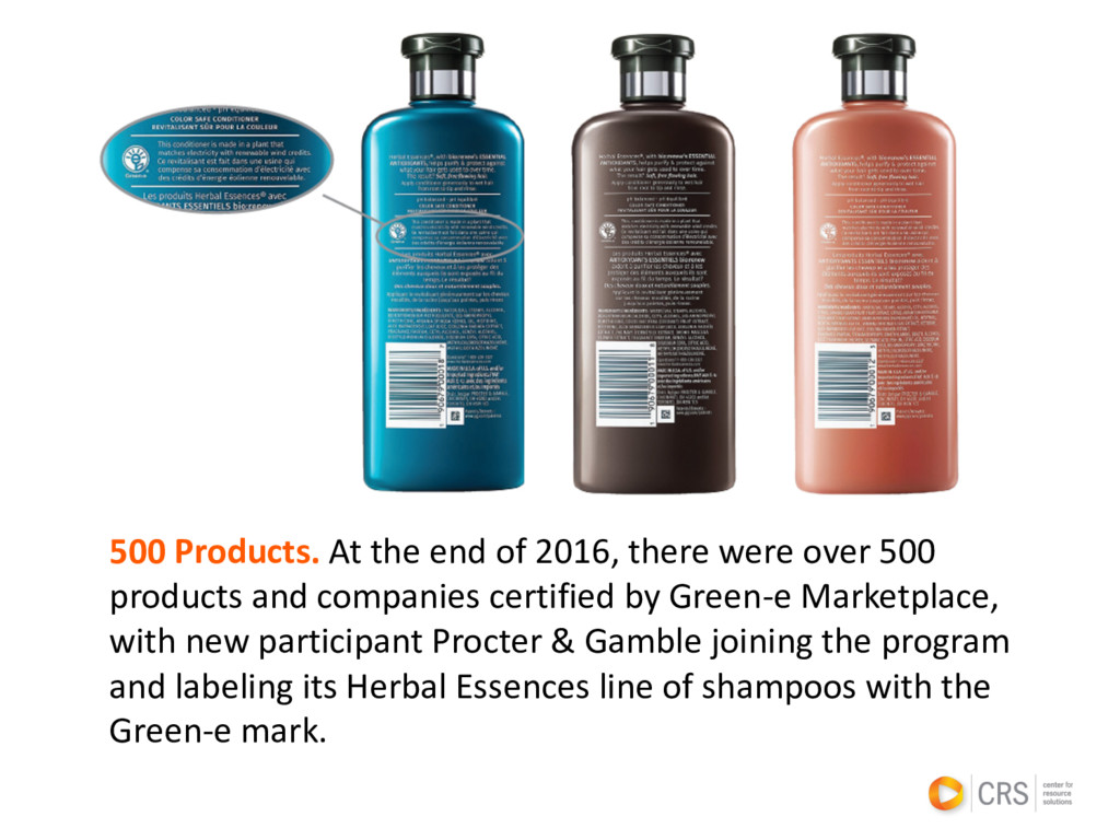 500 Products. At the end of 2016, there were ov...