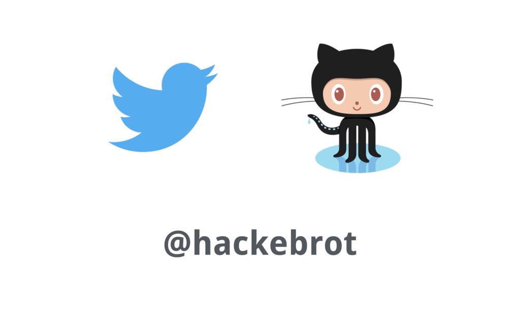 @hackebrot