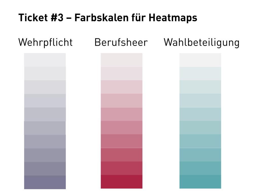Ticket #3 – Farbskalen für Heatmaps Wehrpflicht...
