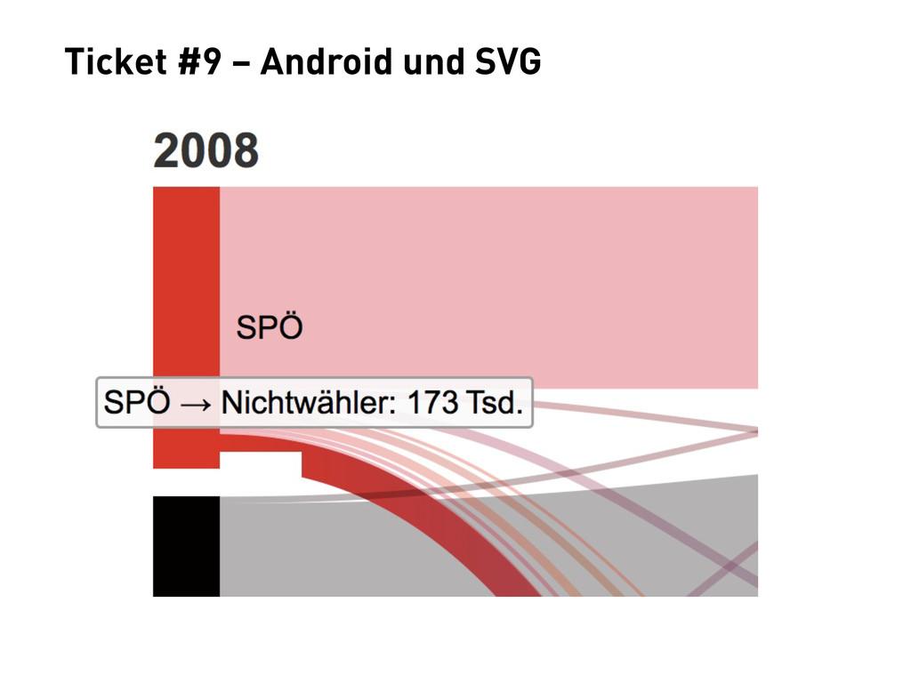 Ticket #9 – Android und SVG