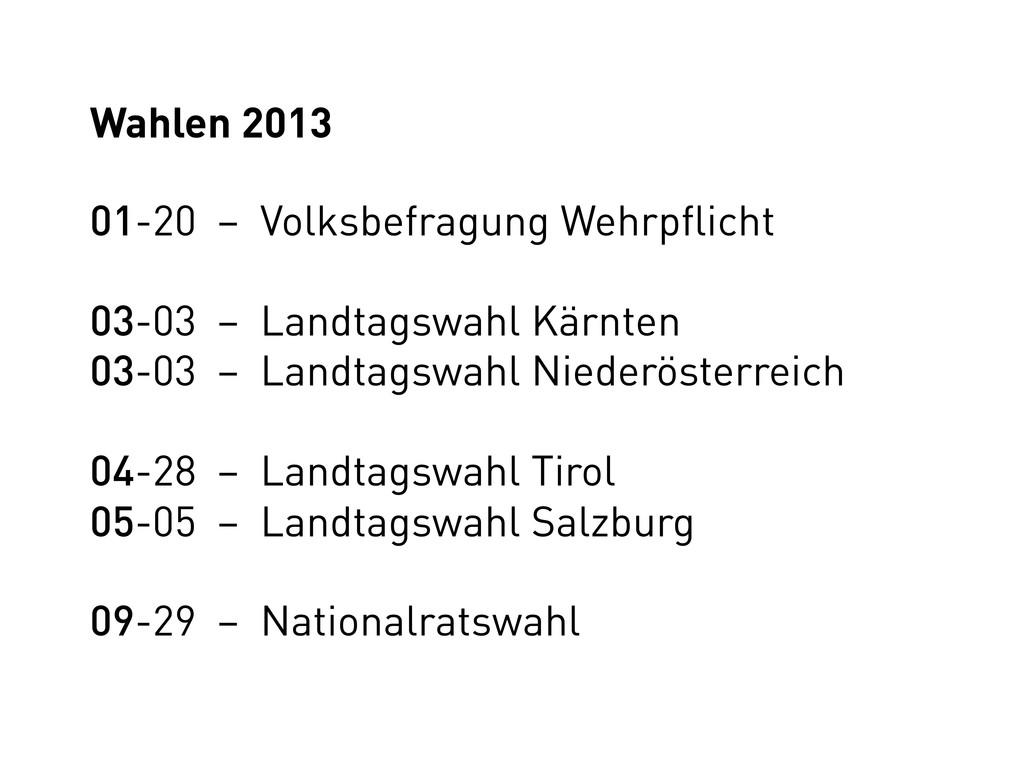Wahlen 2013 01-20 – Volksbefragung Wehrpflicht ...