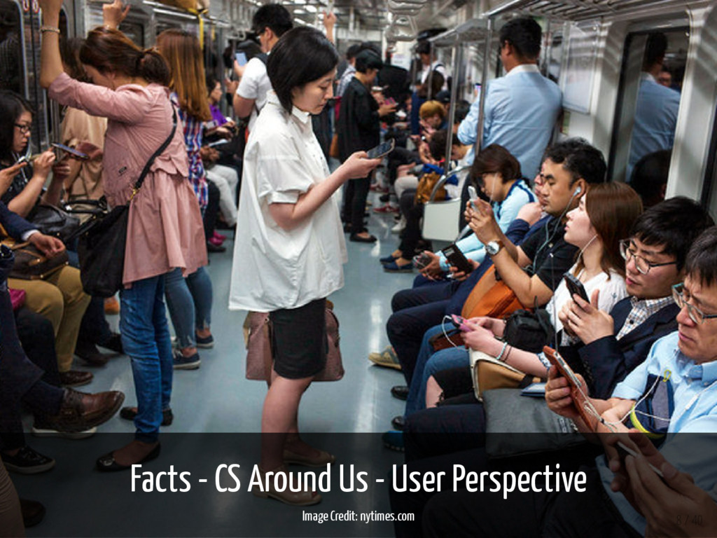Facts - CS Around Us - User Perspective Image C...