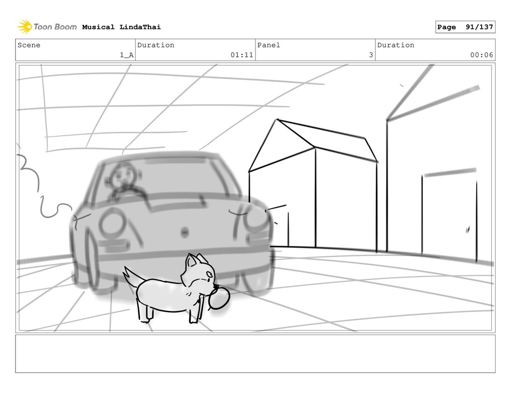 Scene 1_A Duration 01:11 Panel 3 Duration 00:06...