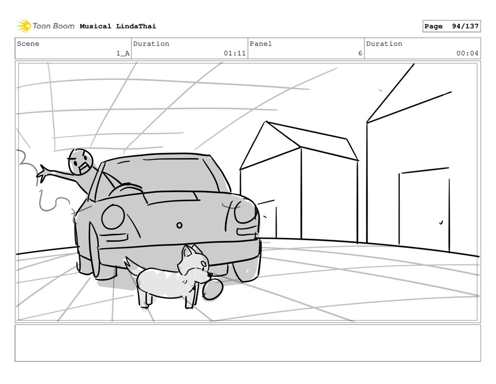 Scene 1_A Duration 01:11 Panel 6 Duration 00:04...