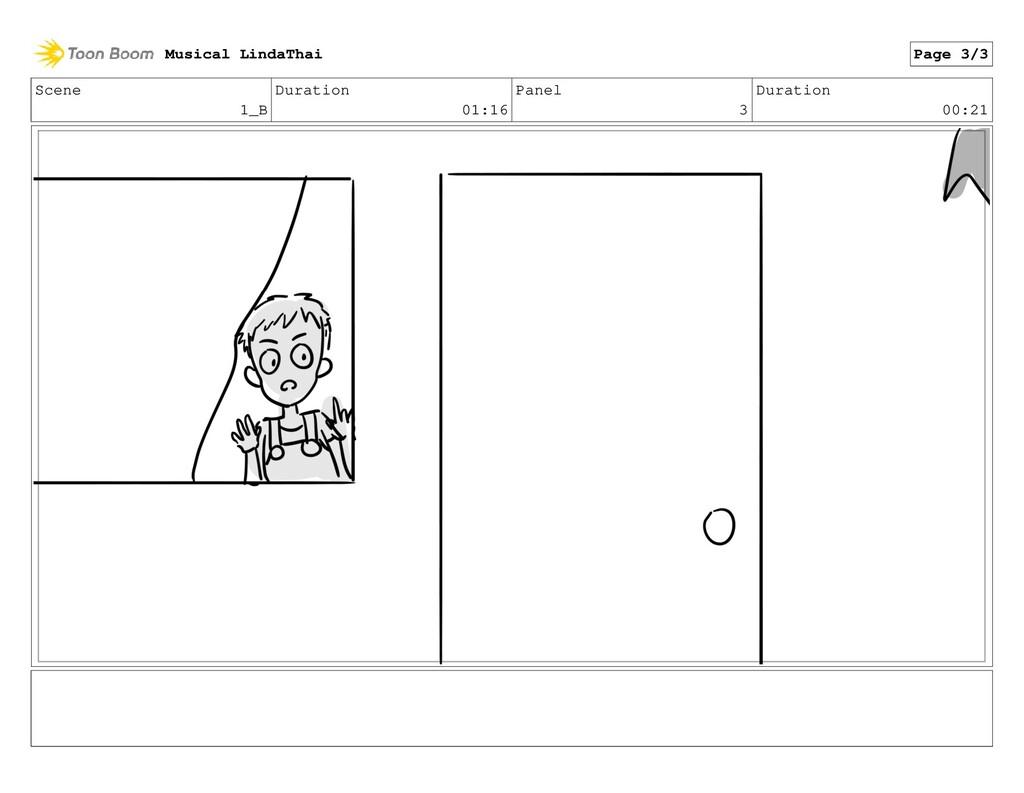 Scene 1_B Duration 01:16 Panel 3 Duration 00:21...