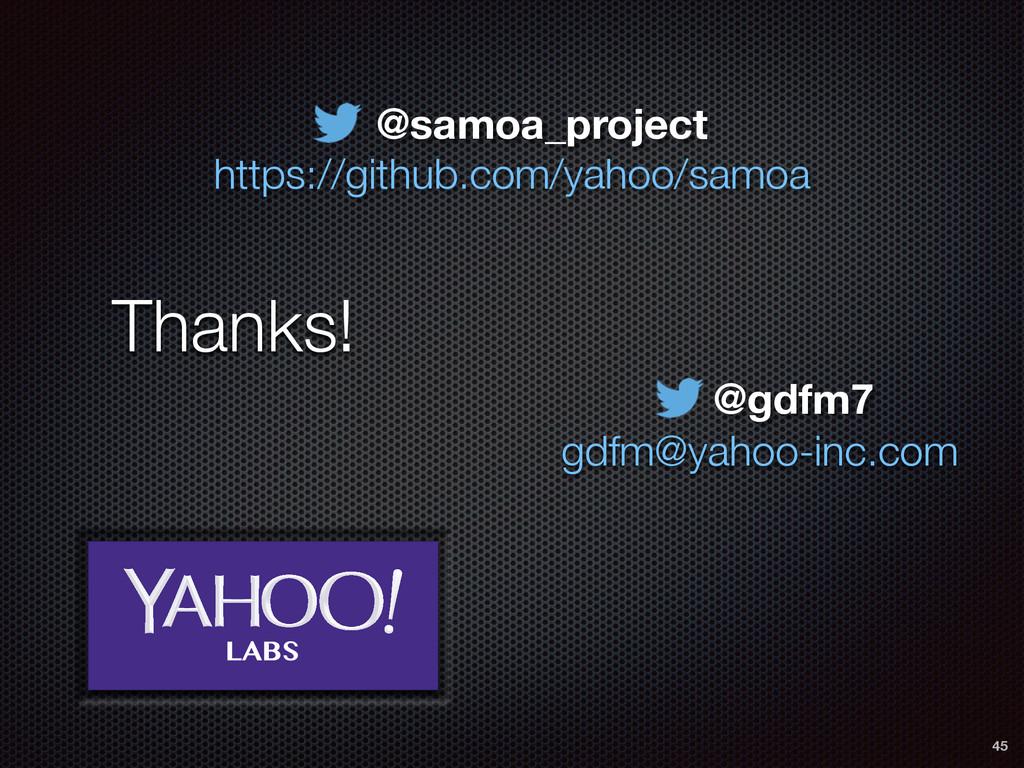 Thanks! 45 ! gdfm@yahoo-inc.com https://github....