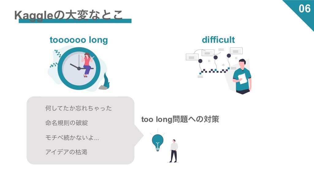 Kaggleͷେมͳͱ͜ difficult toooooo long Կ͔ͯͨ͠ΕͪΌͬͨ...