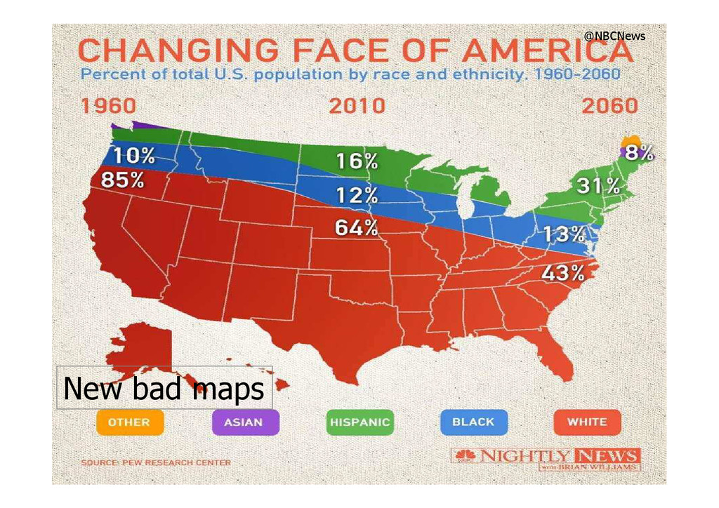 New bad maps @NBCNews