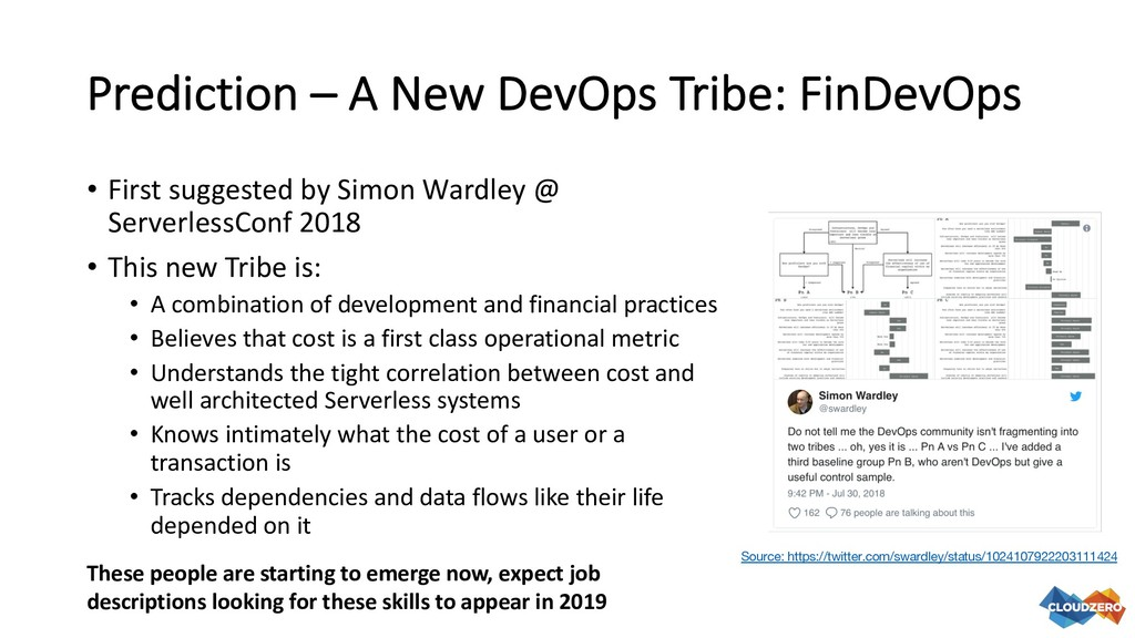 Prediction – A New DevOps Tribe: FinDevOps • Fi...