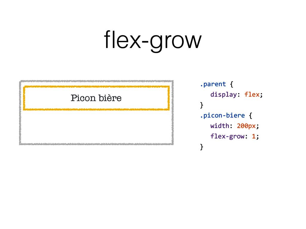 Picon bière .parent { display: flex; } .picon-b...