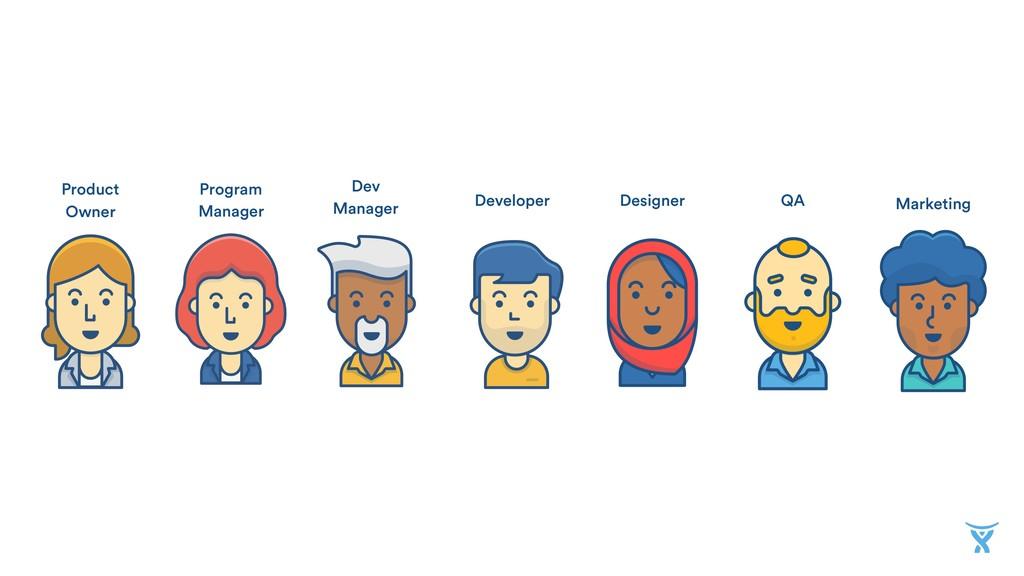 Product Owner Developer Dev Manager Program Man...