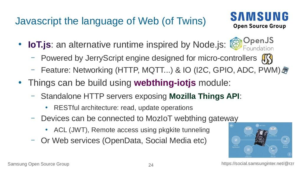 Samsung Open Source Group 24 https://social.sam...